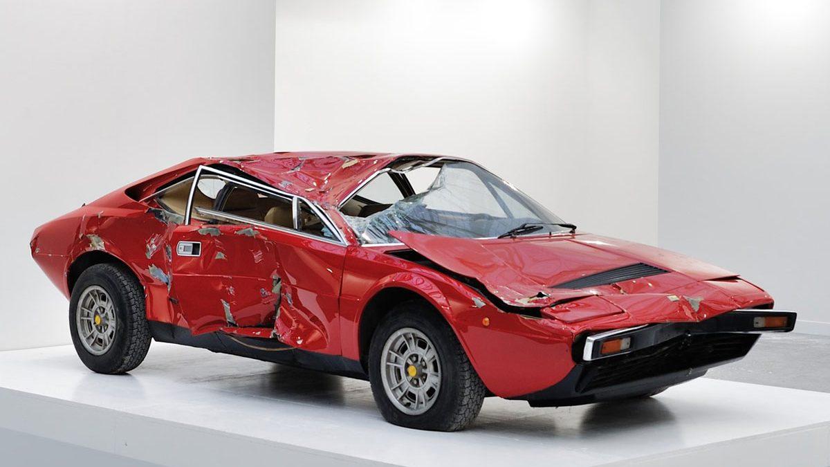 نتیجه تصویری برای تصادفی بودن یک خودرو